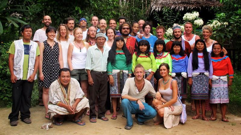 ayahuasca, temple of the way of the light, healing, plant medicine, ceremony