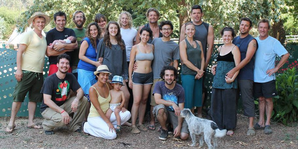 Graduating from Burning Man to a 9 acre, 5-family community. What does it take?