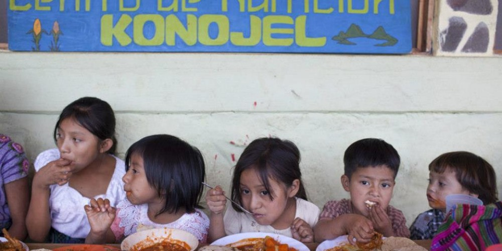 Earth Odyssey Begins Solar Project with Nutrition Center in Guatemala