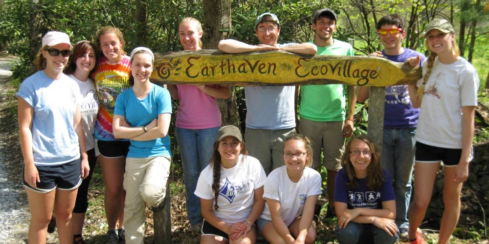 Immersive Experience: The Youth Ecovillage Summit 2015 at EarthHaven EcoVillage
