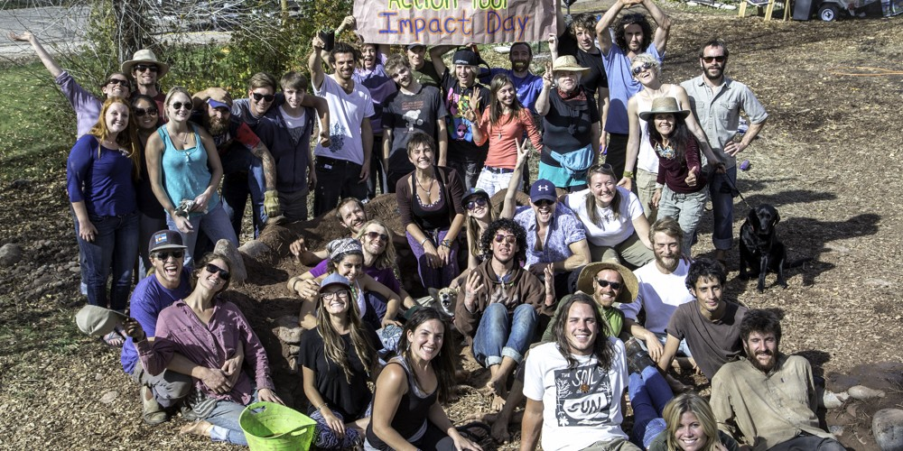 The Polish Ambassador Activates Communities through Pushing Through the Pavement: A Permaculture Action Tour – Shayna Gladstone