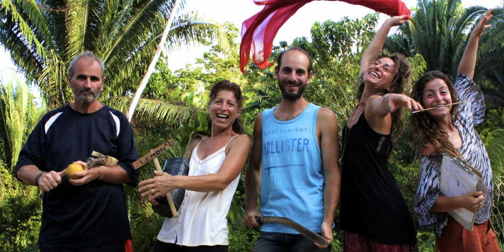 Family Creates Wholistic Healing & Learning Center in Belize