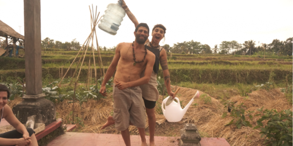 Regenerative Nomadism: Exploring the Depths of Natural Farming in Bali