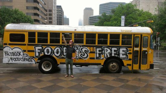 food is free bus john