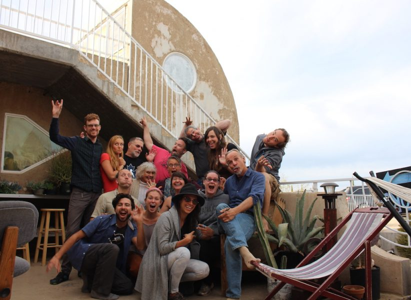 numundo, arcosanti, impact center, technology, transformational travel