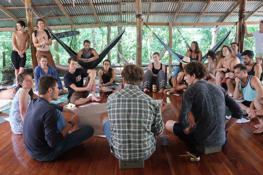 permaculture design course, numundo, verdenergia, costa rica, sustainable travel