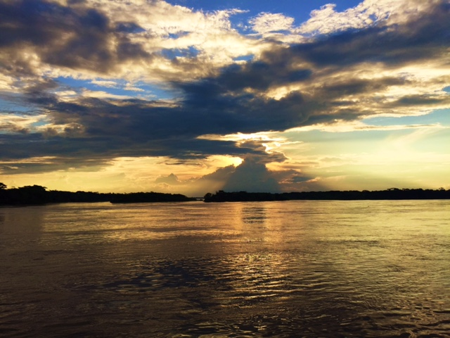 peru-amazon-sunset