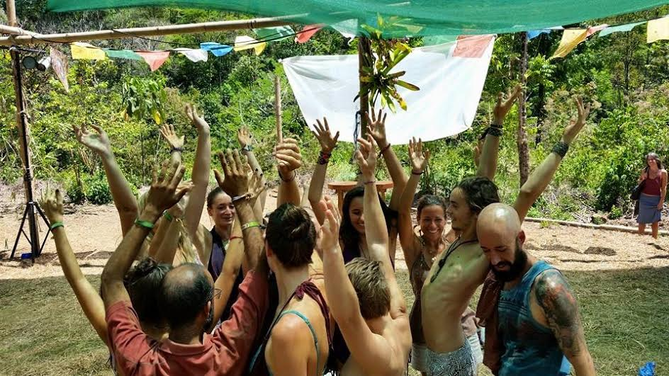 When we unite collectively, anything is possible.  Picture from Tribal Alliance, VerdEnergia, Costa Rica, Photo By Miguel Michael Angel